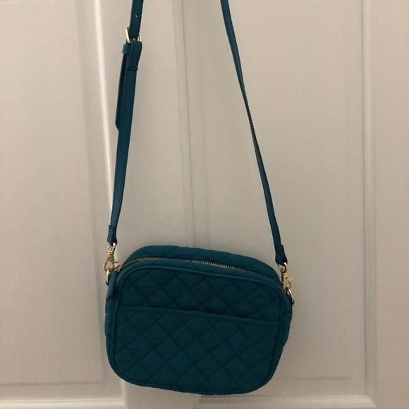 Talbots Handbags - Turquoise Crossbody